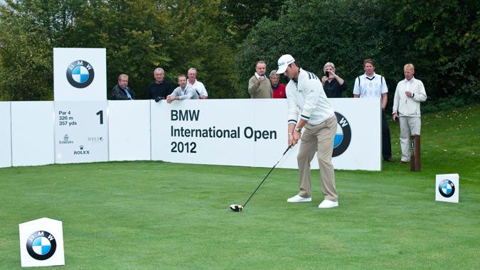 BMW Golfturnier 2012