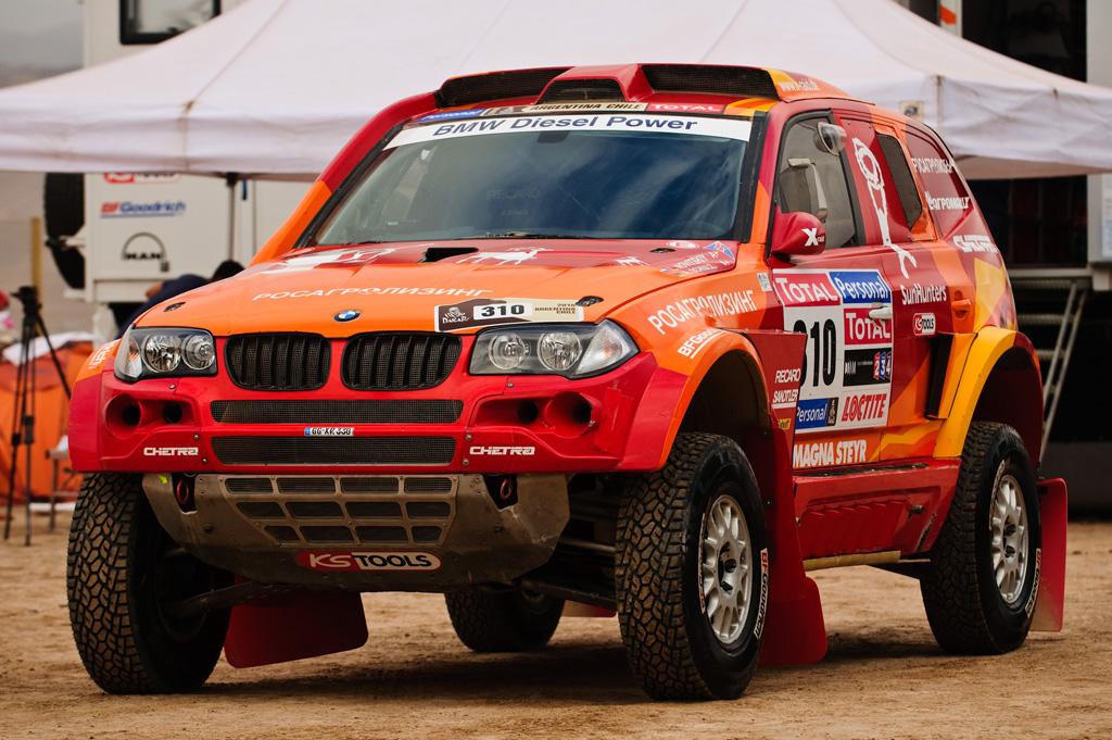 BMW X3 CC Rallye