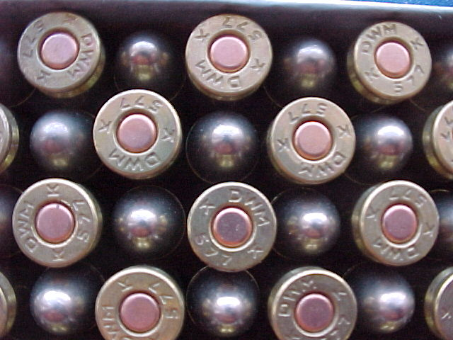 DWM Munition