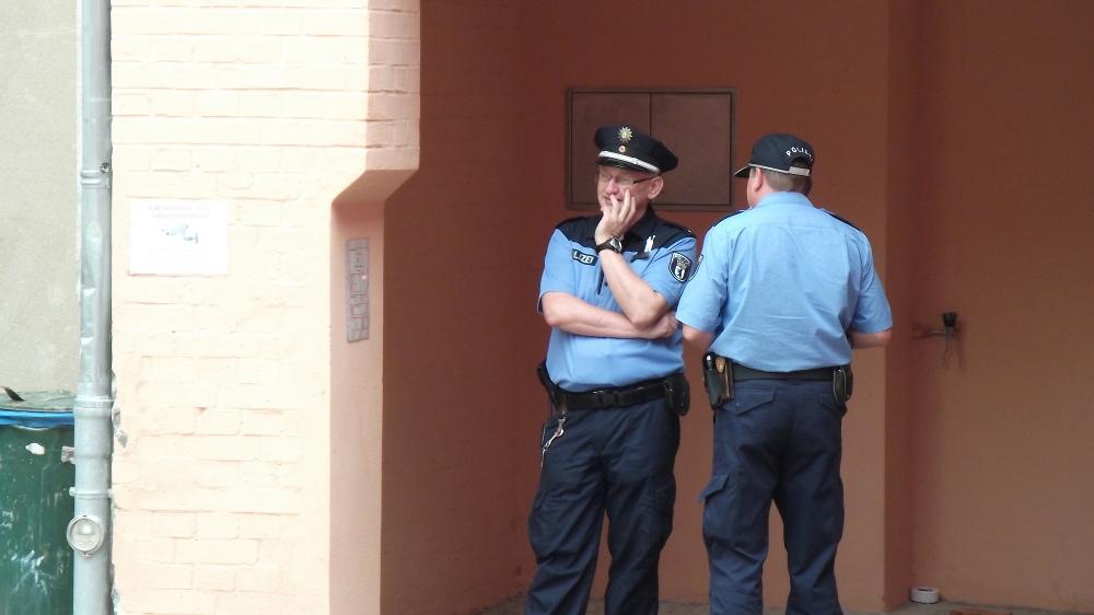 Nischen-Polizei